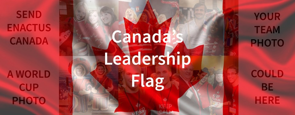 Canada Leadership Flag